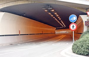 budowa tunelu